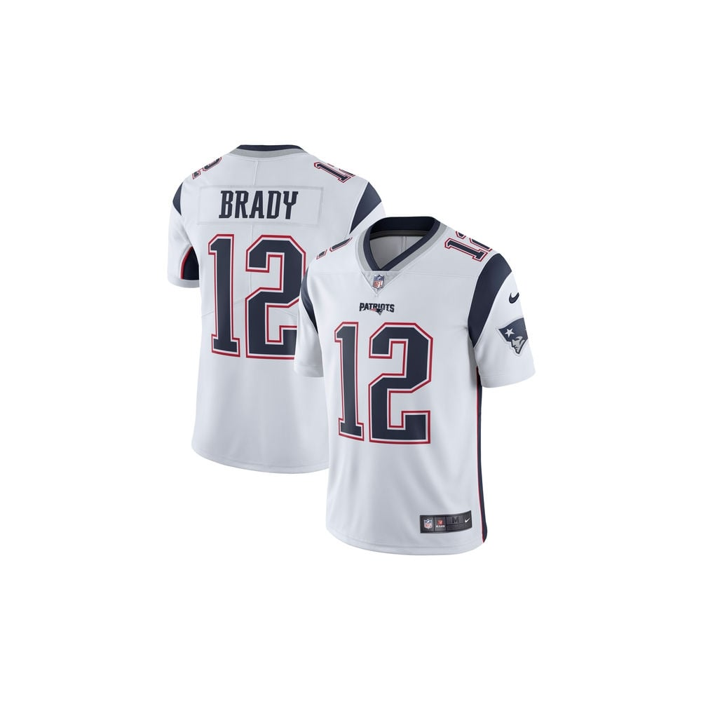 Nike NFL New England Patriots Limited Edition Road Game Jersey Tom Brady